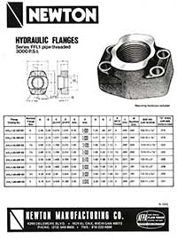 hyd-flanges
